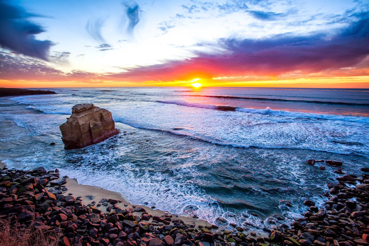 عظمة البحار والمحيطات