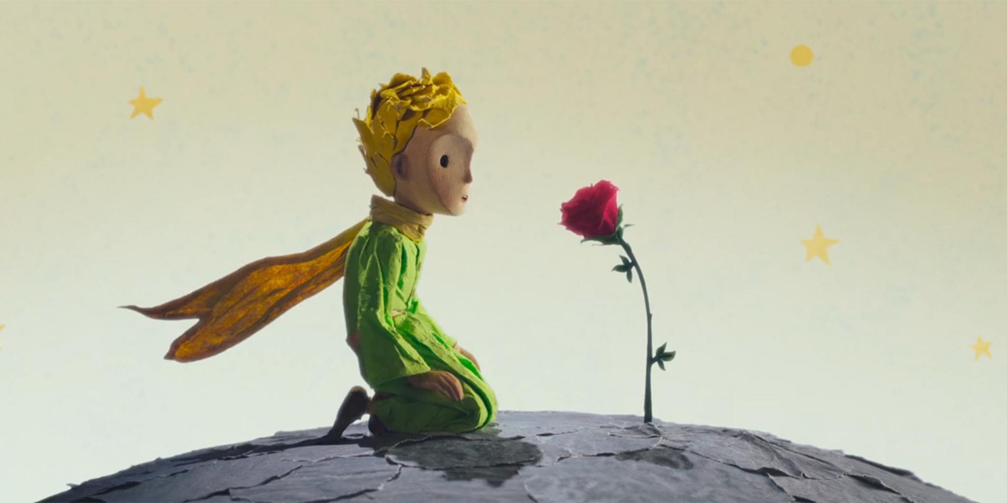 فكرة رواية الأمير الصغير