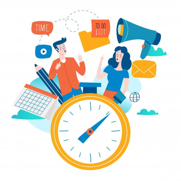 فوائد إدارة الوقت