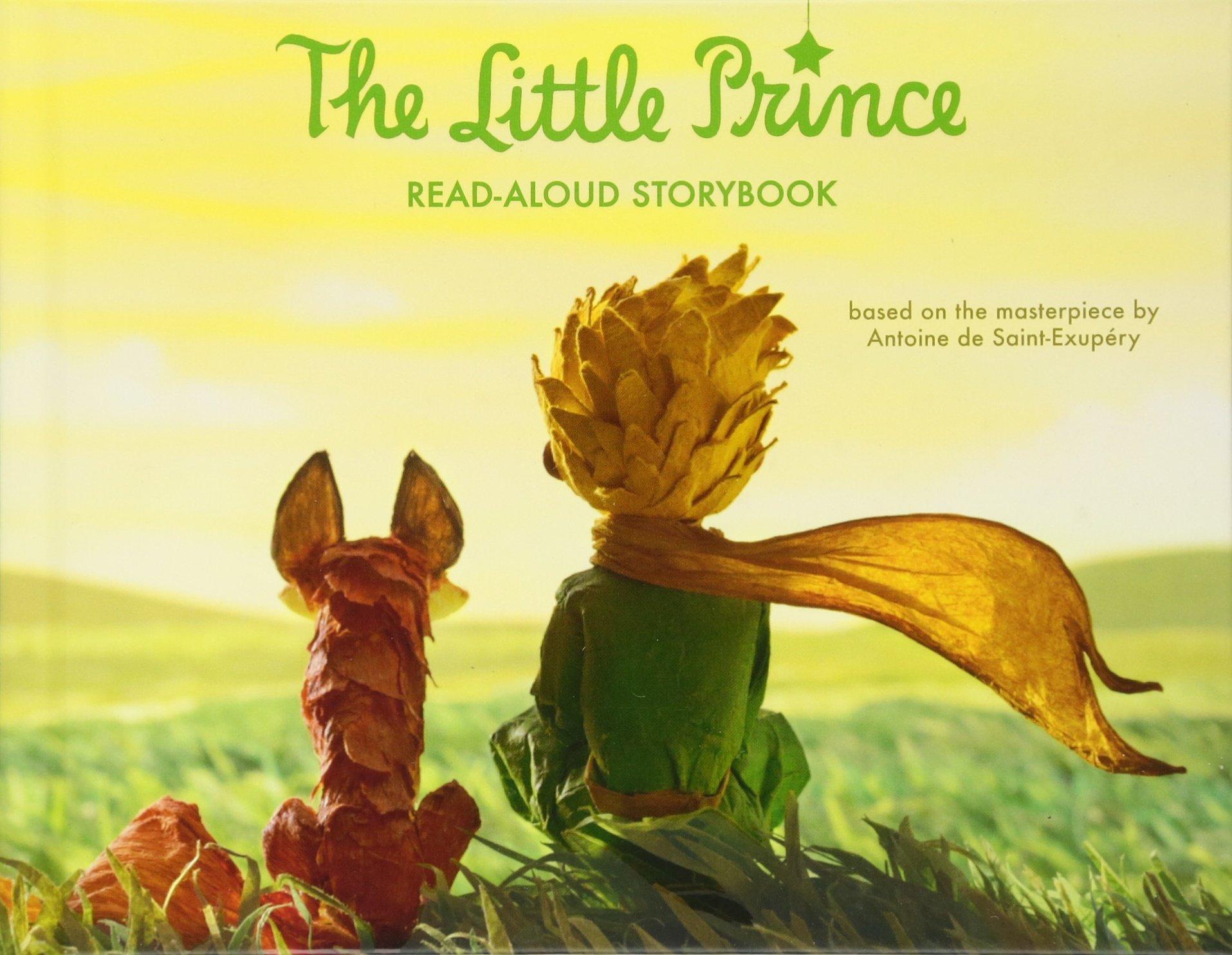 ملخص رواية الأمير الصغير