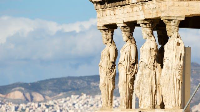 حضارة اليونان