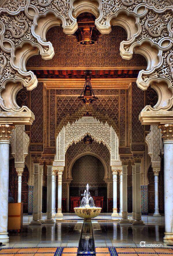 فن العمارة الاسلامي