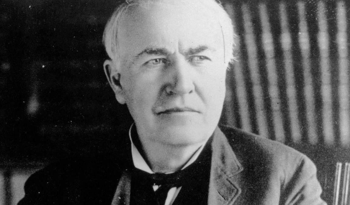 قصة توماس اديسون صفات المبدعين