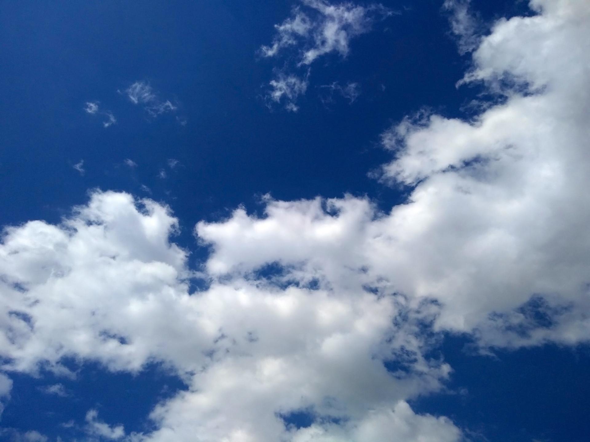 السحب ومياهها العذبة