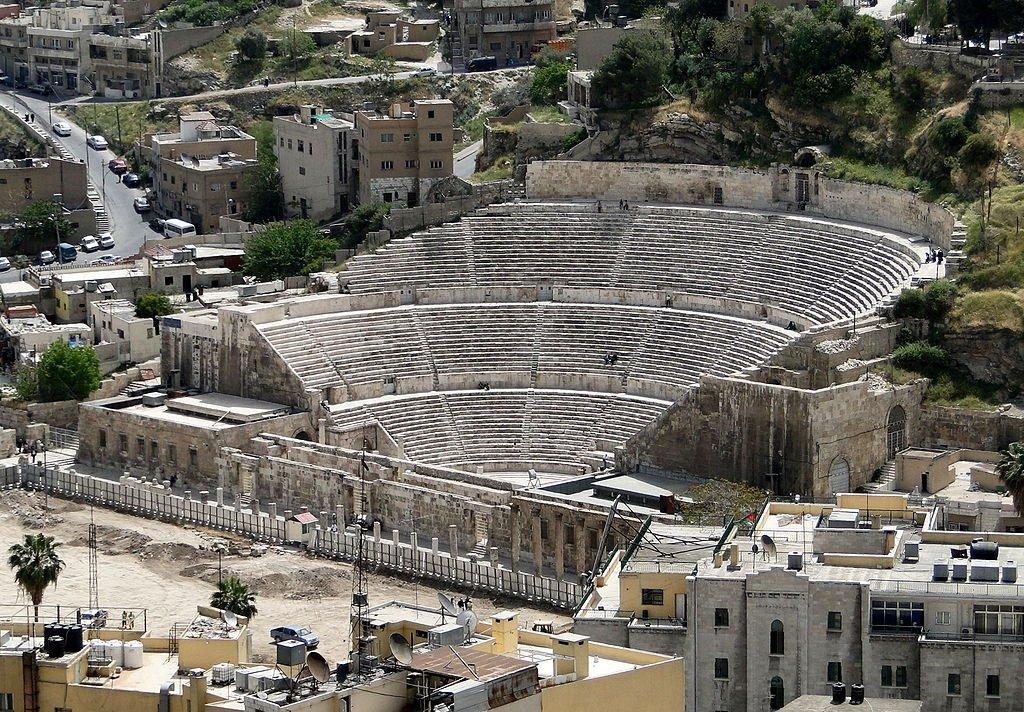 المسرح اليوناني في إبيدور