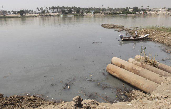 حماية المياه العذبة والبيئة