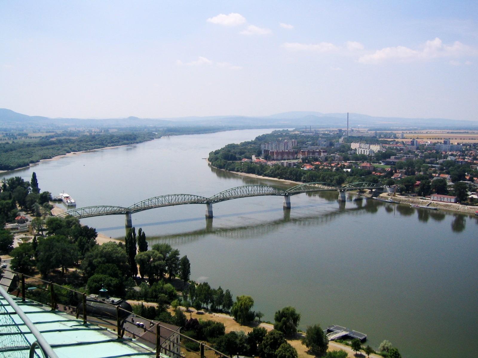 مياه الأنهار العذبة في أوروبا