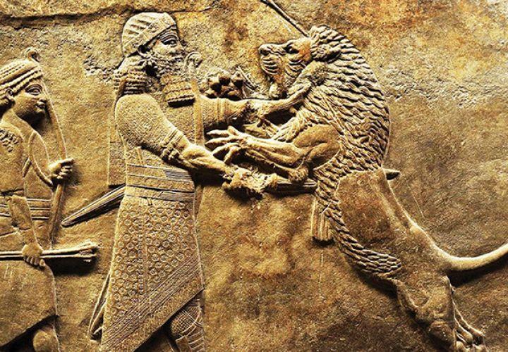 الحضارة السومرية في الأرض بين النهرين