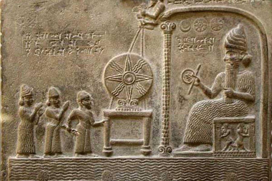 السجلات المكتوبة في الحضارة السومرية