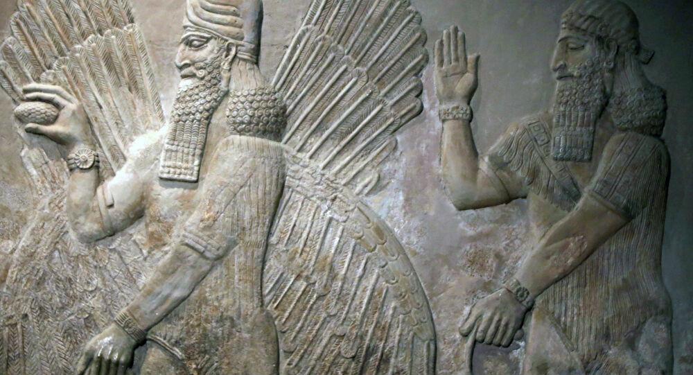 الإمبراطورية الآشورية في بلاد ما بين النهرين