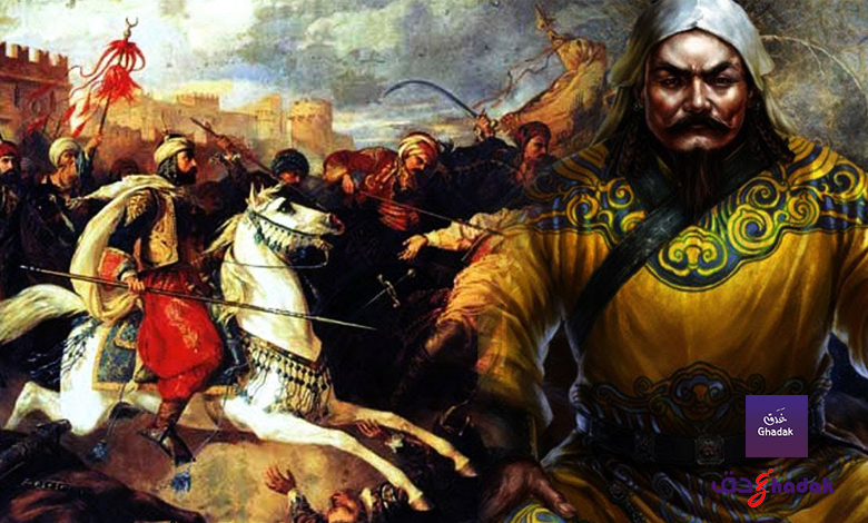 الامبراطورية المغولية