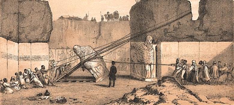 العلوم في الامبراطورية الآشورية