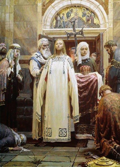 حكم الأميرة أولغا