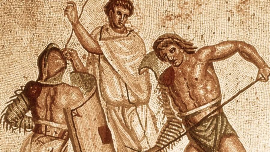سبارتاكوس الثائر القائد