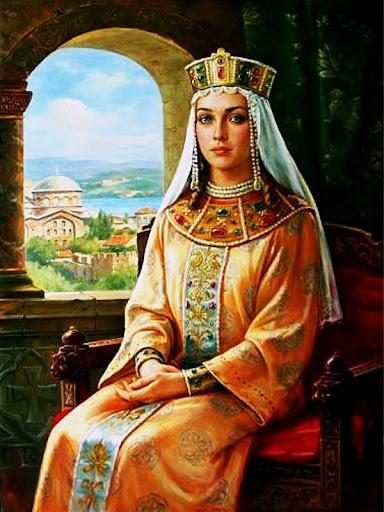 من هي الأميرة أولغا
