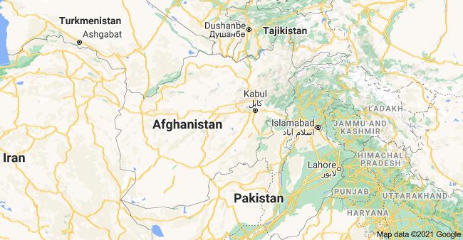 أفغانستان تاريخ وجغرافيا